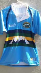 Social Jersey Front