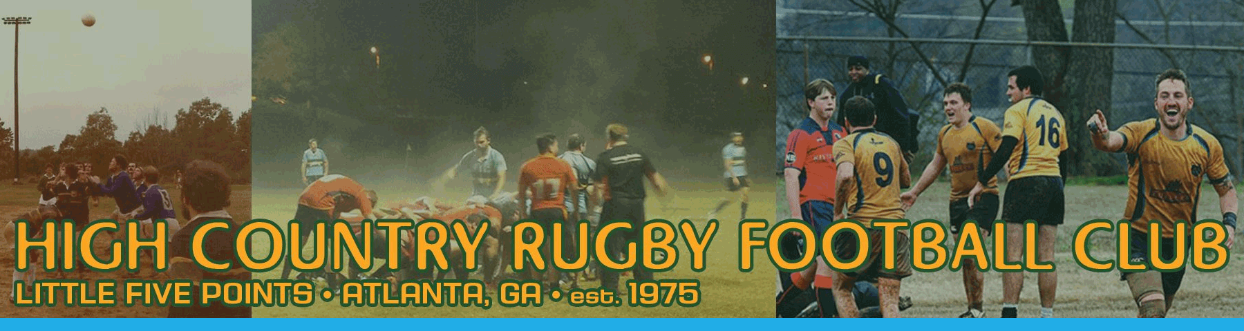 High Country Rugby Football Club
